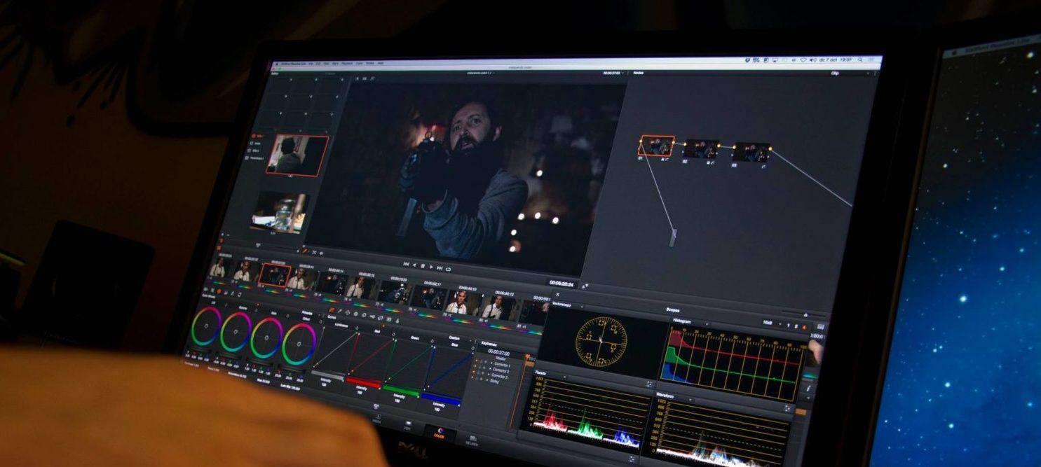 productora audiovisual barcelona montaje davinci