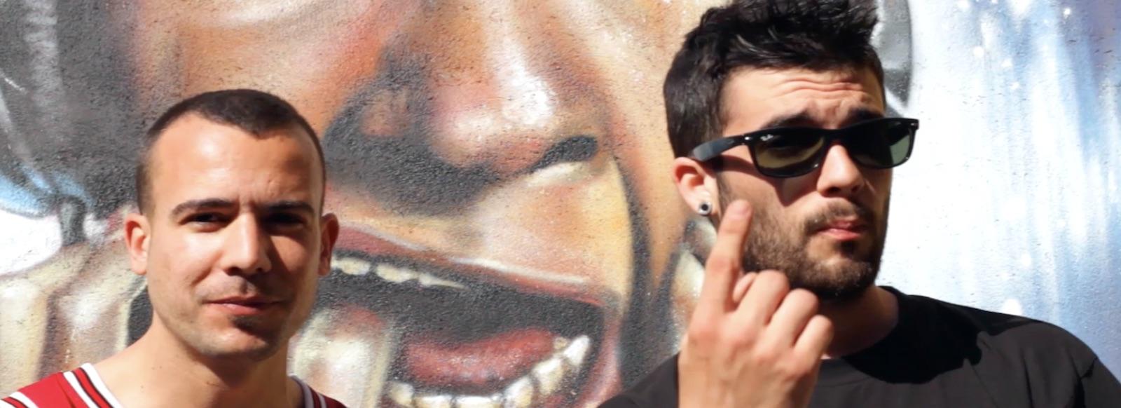 hip hop videoclip barcelona